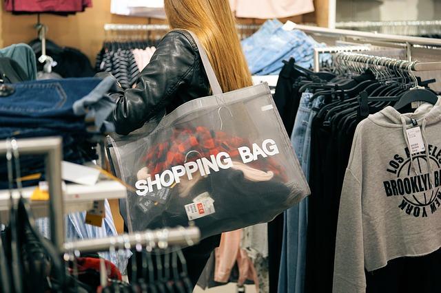 móda a nakupování