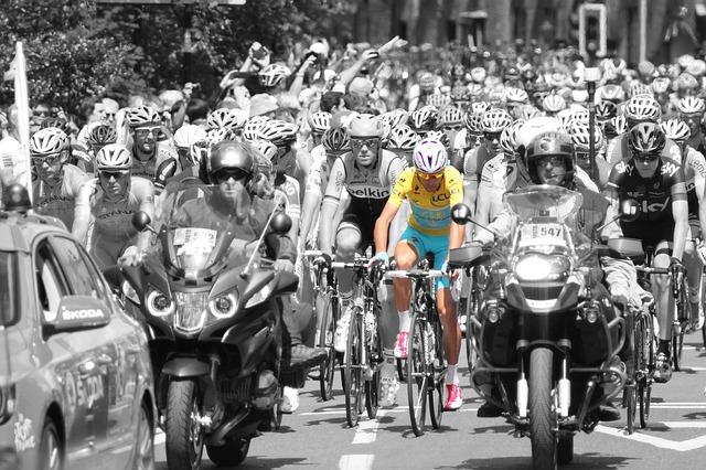 závod tour de france