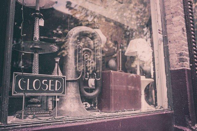 Uzavřený obchod