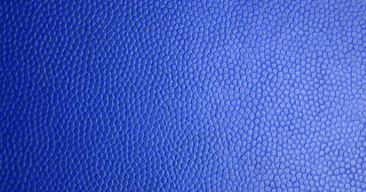 modrá koženka